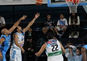 Bahía Basket vs Regatas