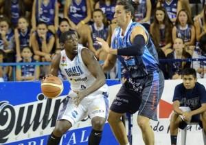 Ivory Clark Bahía Basket LNB
