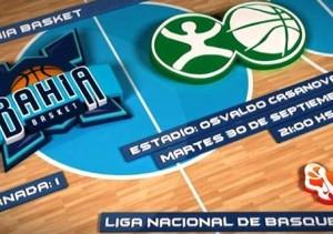 Bahía Basket Gimnasia LNB