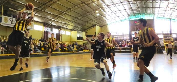 Olimpo Estudiantes Olavarría U17