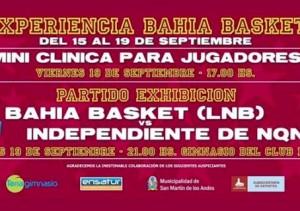 Bahía Basket San Martín de Los Andes
