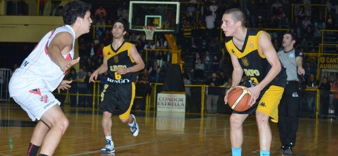 Olimpo Basket Emilio Giménez
