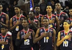 USA U16 FIBA Americas