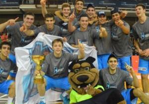 Bahía Basket campeón LDD