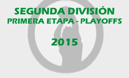 Segunda Primera Playoffs