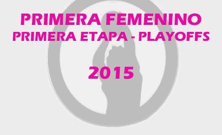 Primera Femenino Playoffs