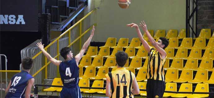 Olimpo - Estudiantes U17 Ruesga