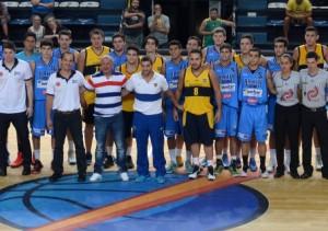Bahía Basket vs Boca LDD
