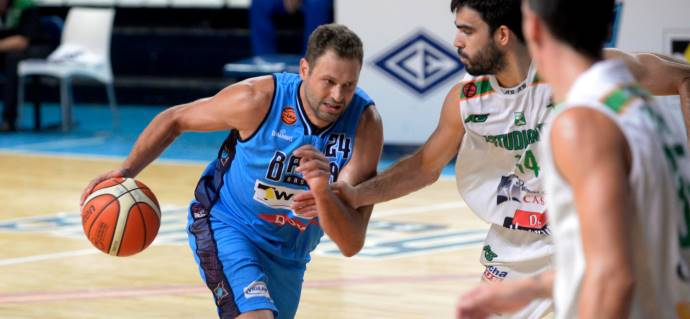 Bahía Basket - Estudiantes LNB Jasen