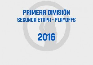 Primera Segunda Playoffs 2016