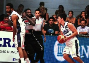 Redivo Olimpico Bahía Basket LNB