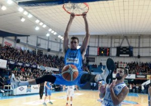 LNB Bahía Basket Argentino Vaulet