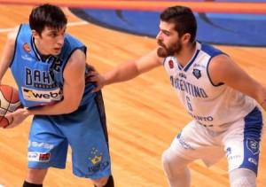 Bahía Basket Argentino LNB Redivo