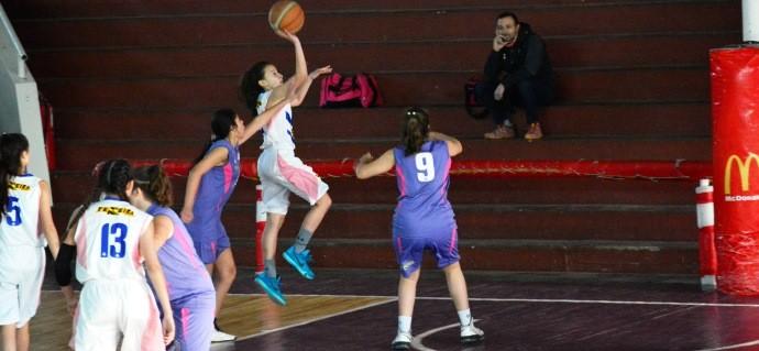 Independiente - 9 de Julio U15 Femenino