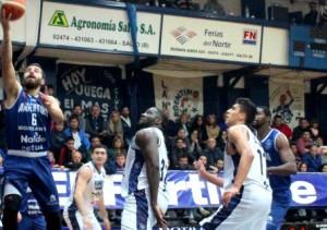 Argentino - Bahía Basket LNB