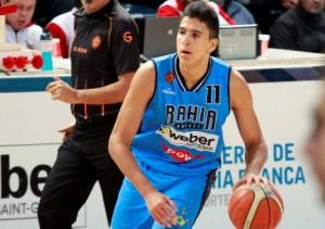 Bahía Basket Santiago Vaulet