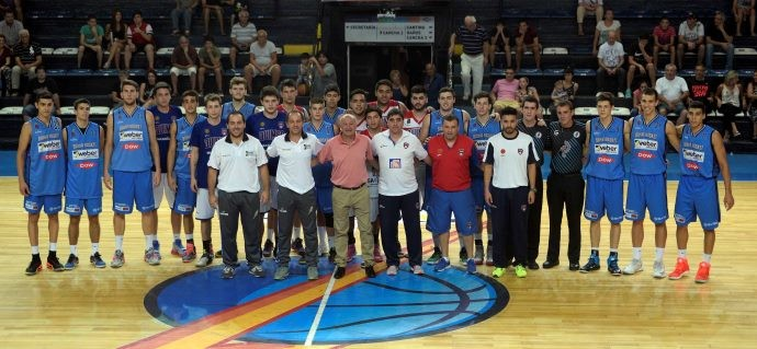 Bahía Basket Quimsa LDD