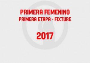 femenino primera fixture
