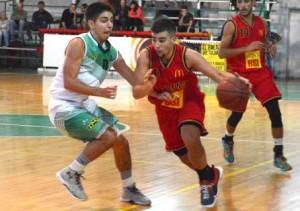 González Maina Liga U19 Pacífico Bahiense