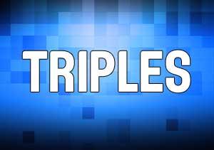 Segunda Triples