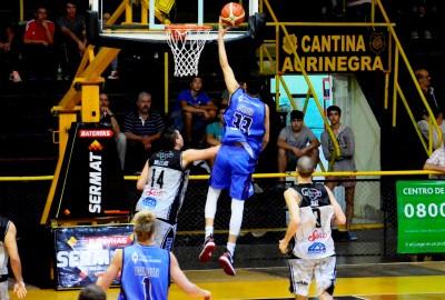 Fausto Ruesga Bahía Basket LDD