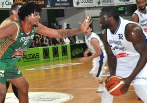 LNB Johnson Bahía Basket Estudiantes
