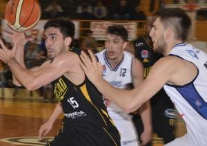 LNB Libertad Bahía Basket