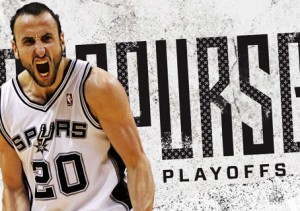 NBA Playoffs Spurs Ginóbili
