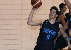 Argentina U17 Marini