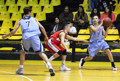 Bahía Blanca Punta Alta U15 Jano Martínez