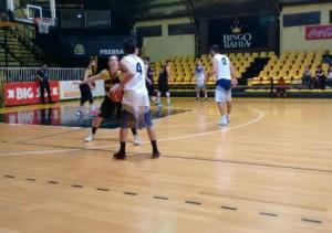 Horvath, Olimpo vs Estudiantes