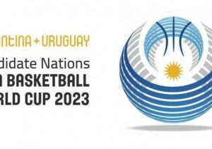 Logo Argentina Uruguay 2023