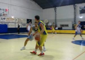 Matias Chaves, Pueyrredon vs Estudiantes