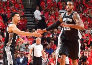 Spurs Rockets NBA