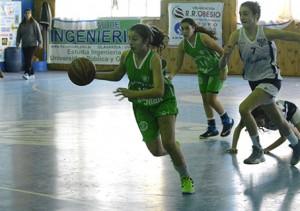 Vecchi Pacífico Rivadavia Liga U15 Femenina