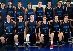Argentina U15 Rossi Ott