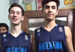 Marini Ruesga Argentina U17